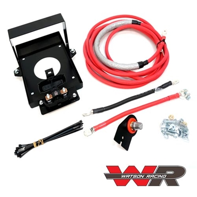 S550 MUSTANG Battery Relocation Kit  2015-2017