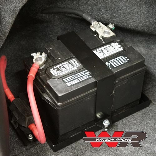 S550 Mustang Battery Relocation Kit 2015 2017