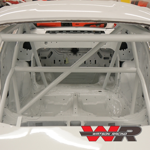 S550 Mustang Drag Race Roll Cage 2015 2019