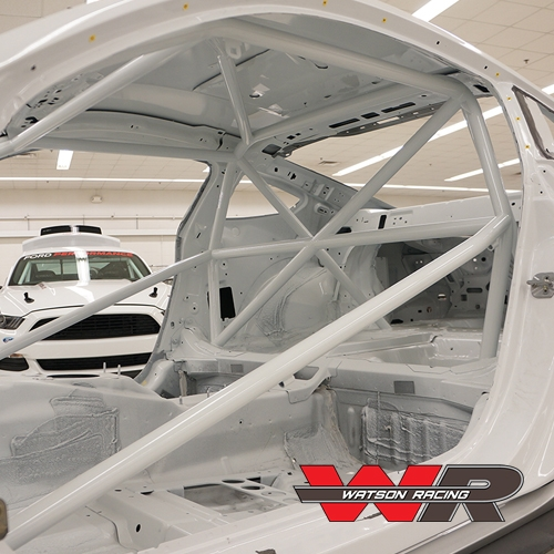 S550 Mustang Drag Race Roll Cage 2015 2017
