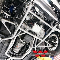 S550 Mustang Drag Race K Member and Suspension Kit 2015-2017