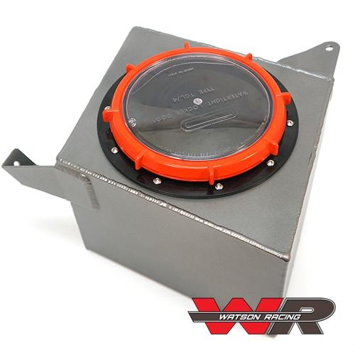 2015 Mustang Procharger Intercooler: MUSTANG S550 INTERCOOLER ICE TANK (WR-15-INTERCOOLERTANK