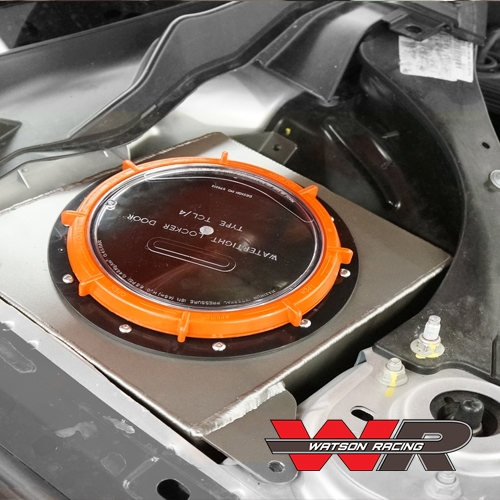 Mustang S550 Procharger Installation: MUSTANG S550 INTERCOOLER ICE TANK (WR-15-INTERCOOLERTANK