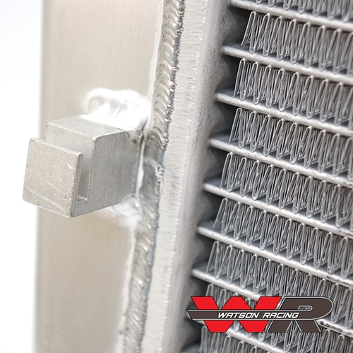 S550 MUSTANG GT ALUMINUM PERFORMANCE RADIATOR (WR-15