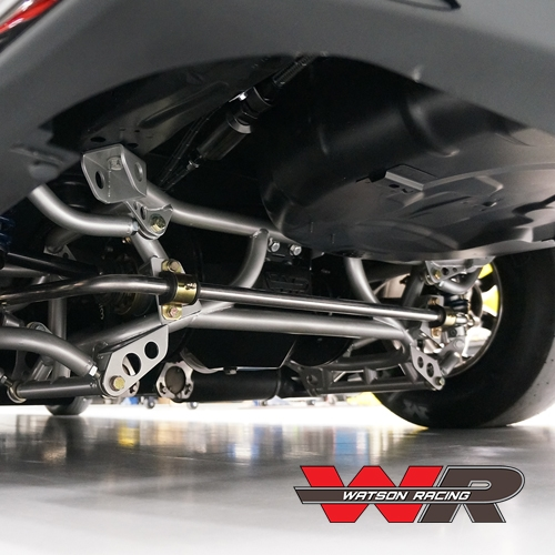 Mustang S550 Lightweight 9-inch Drag Race IRS 2015 - 2017