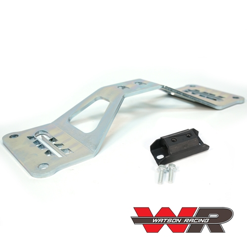Mustang S550 Procharger Installation: MUSTANG S550 TH400 TRANSMISSION MOUNT (WR-15-TRANSMOUNT