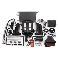 Supercharger, Stage 3 - Profesional Tuner Kit, 2006-2008, Chrysler, LX, 5.7L HEMI, Without Tuner