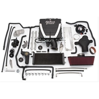 Supercharger, Stage 3 - Profesional Tuner Kit, 2009-2011, Chrysler, LX & LC, 5.7L HEMI, Without Tuner