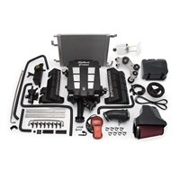 Supercharger, E-Force Supercharger System, 2011-2012, Chrysler, 6.4L V8 Hemi LX and LC