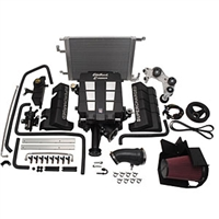SUPERCHARGER, Stage 1 - Street Kit, Chrysler, LX & LC, 6.1L HEMI, Without Tuner (2005-10)