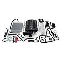 Supercharger, Stage 1 - Street Kit, GM, GMT900 Trucks, 6.2L, With Tuner 2009-12 PN-1579