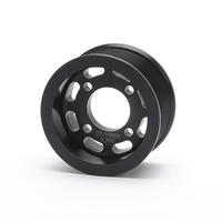 Pulley 3.25-inch 10-Rib Pulley for use with Enforcer - Black Finish - 15850 Edelbrock Supercharger