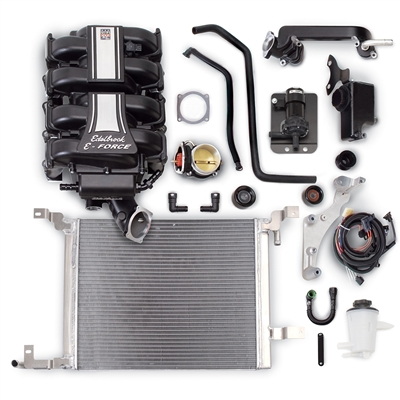 Supercharger, Stage 3 - Professional Tuner Kit, Ford, Mustang, 4.6L 3V, Without Tuner (2010)