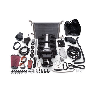 Supercharger, Stage 2-Track System, 2011-2013, Ford, Mustang GT, 5.0L V8