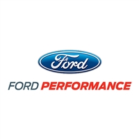 2012-2017 FOCUS FORD PERFORMANCE WINDSHIELD BANNER