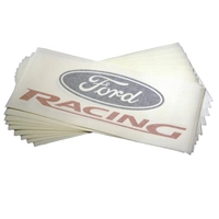FORD RACING VINYL DIE-CUT 15-INCH DECAL