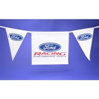 FORD RACING PENNANT STRING 50 FT