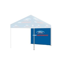 FORD PERFORMANCE E-Z UP TENT SIDE WALLS 10FT (M-1827-W10A)  sc 1 st  Watson Racing & PERFORMANCE E-Z UP TENT SIDE WALLS 10x20