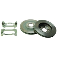 2005-2010 MUSTANG V6 BRAKE UPGRADE KIT