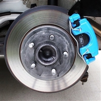 FOCUS ST PERFORMANCE REAR RS BRAKE UPGRADE KIT (M-2300-WR) 2013-17