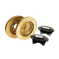"1994-2004 MUSTANG COBRA ""R"" FRONT BRAKE UPGRADE KIT"