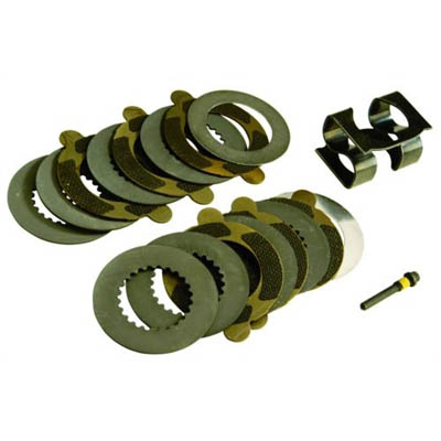 8.8-IN TRACTION-LOK REBUILD KIT WITH CARBON DISCS