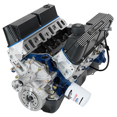 "302 CI 340 HP BOSS CRATE ENGINE WITH ""E"" CAM"