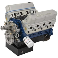 460 CUBIC INCHES 575 HP CRATE ENGINE FRONT SUMP. M-6007-Z460FFT