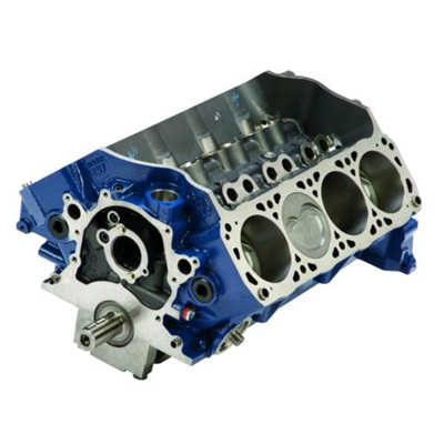 427 CUBIC INCHES BOSS SHORT BLOCK M-6009-427F