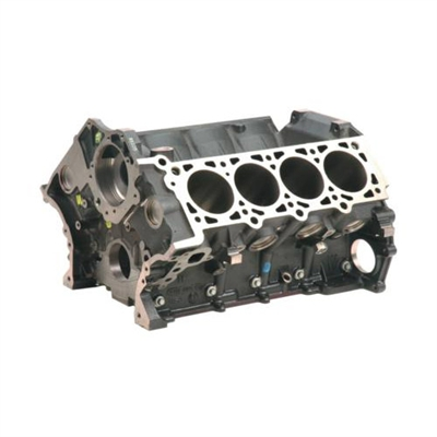 5.0L CAST IRON MODULAR BOSS CYLINDER BLOCK