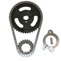302/351W DOUBLE ROLLER TIMING CHAIN SET- FORD RACING