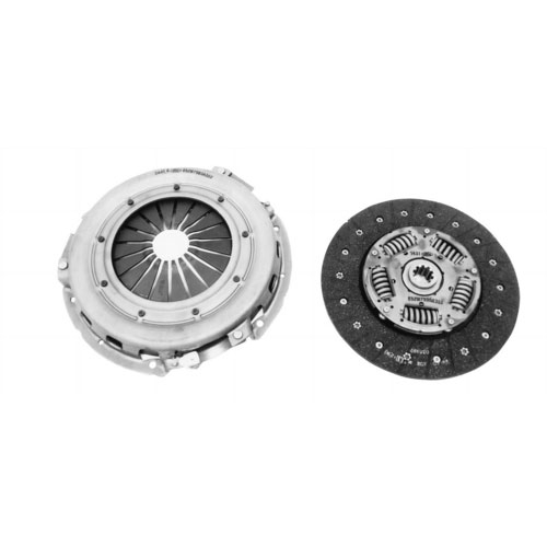 HEAVY DUTY 10.5 INCH MUSTANG CLUTCH KIT FORD RACING