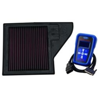 MUSTANG GT FORD RACING PERFORMANCE CALIBRATION WITH HIGH FLOW K&N AIR FILTER (2011-14)