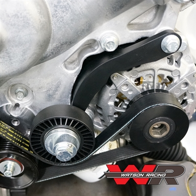 COYOTE ALTERNATOR RELOCATION KIT (WR-ALTRELOBRKT) 2005-17 +