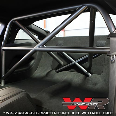 4-POINT BOLT-IN ROLL BAR MUSTANG (2005-14)
