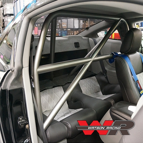 6 Point Bolt In Roll Bar Mustang 2005 14