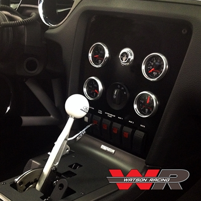 Drag Race Center Stack Gauge/Switch Panel