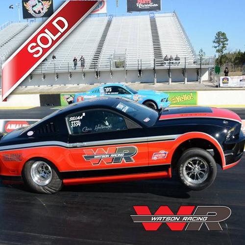 Watson Racing Mustang Stock Or Super Stock Drag Cars