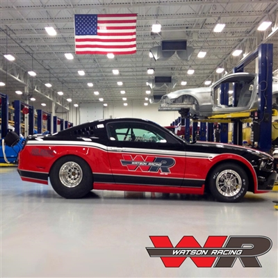WATSON RACING MUSTANG STOCK OR SUPER STOCK DRAG CARS