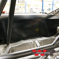 MUSTANG REAR SEAT BULKHEAD/FIREWALL FOR DRAG CAR (2005-14)
