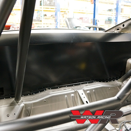 mustang rear seat bulkhead firewall for drag car 2005 14. Black Bedroom Furniture Sets. Home Design Ideas