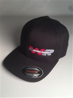 WATSON RACING FLEX FIT HAT - BLACK