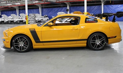 2014 MUSTANG BOSS 302S - FORD RACING