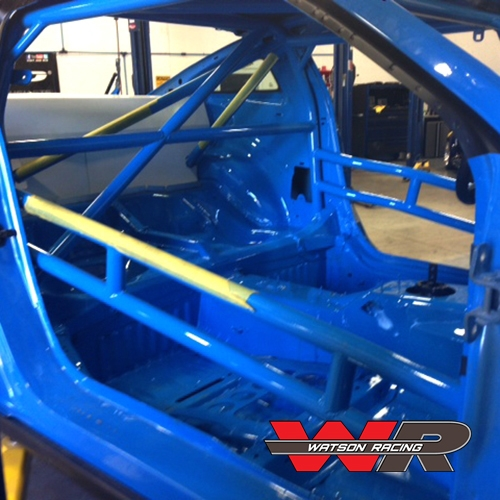 Road Race Roll Cage