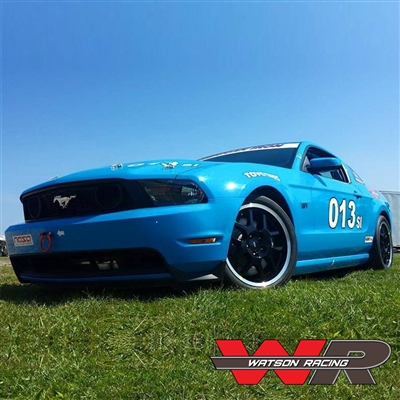 Mustang Spec Iron Road Race Car