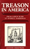 Treason in America: From<br>Aaron Burr to Averell Harriman<br>by Anton Chaitkin<br>PDF