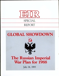 Global Showdown: The Russian Imperial War Plan for 1988