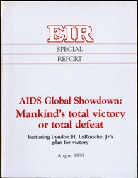 AIDS Global Showdown: Mankind's total victory or total defeat