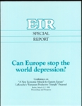 Can Europe stop the world depression?