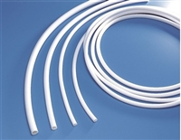 2mm ID. x 4mm OD. PTFE Teflon Tubing Extreme - Temperature (250' Continuous Roll)  .40¢ per ft.